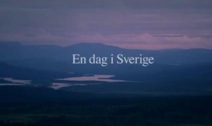 Länsförsäkringar – Kom närmare – En dag i Sverige