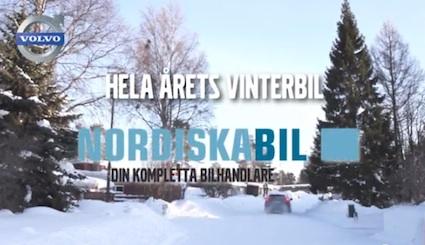 Nordiska Bil – Volvo