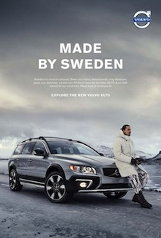 Volvo / Made By Sweden (2013)