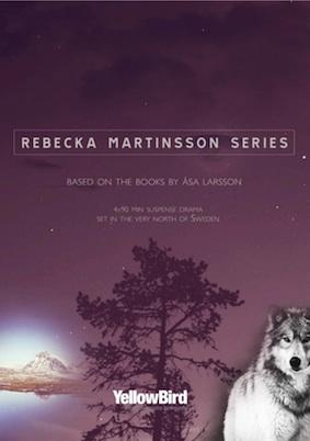 Rebecka Martinsson Series – Det blod som spillts – Svart Stig – Till dess din vrede upphör – Till offer åt Molok