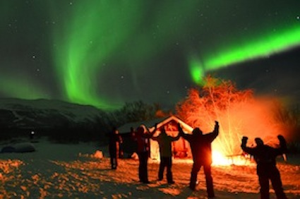 Lights Over Lapland the Aurora Borealis Experience