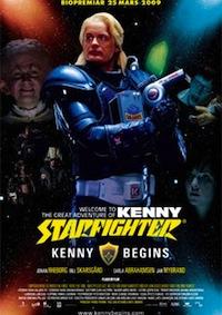 Kenny Begins (Kenny Starfighter)