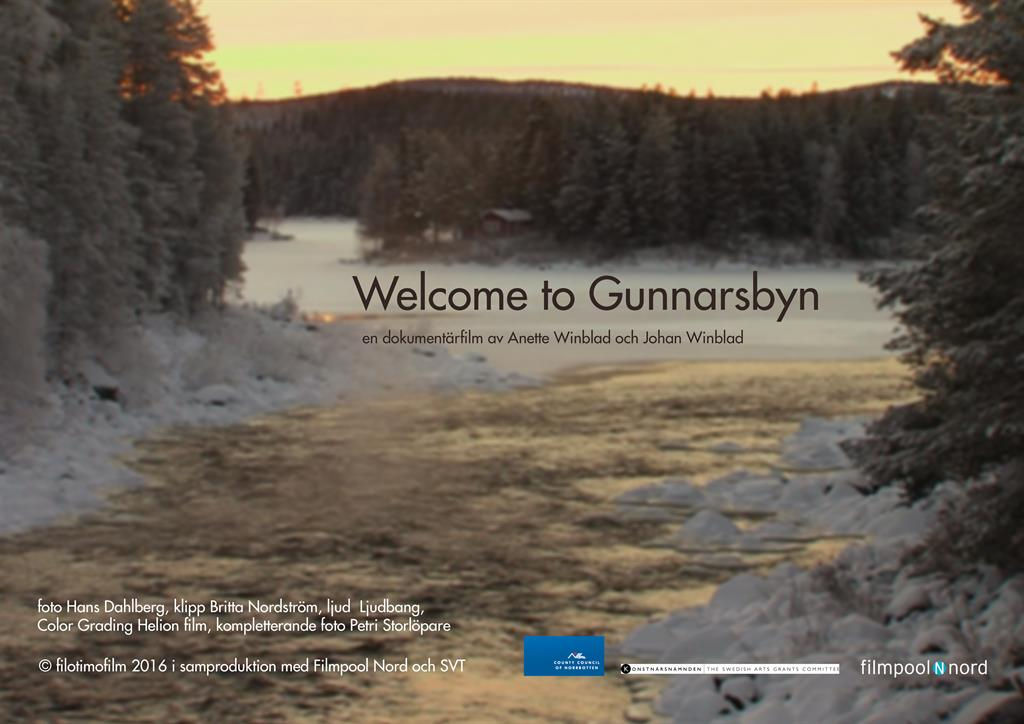 Welcome to Gunnarsbyn