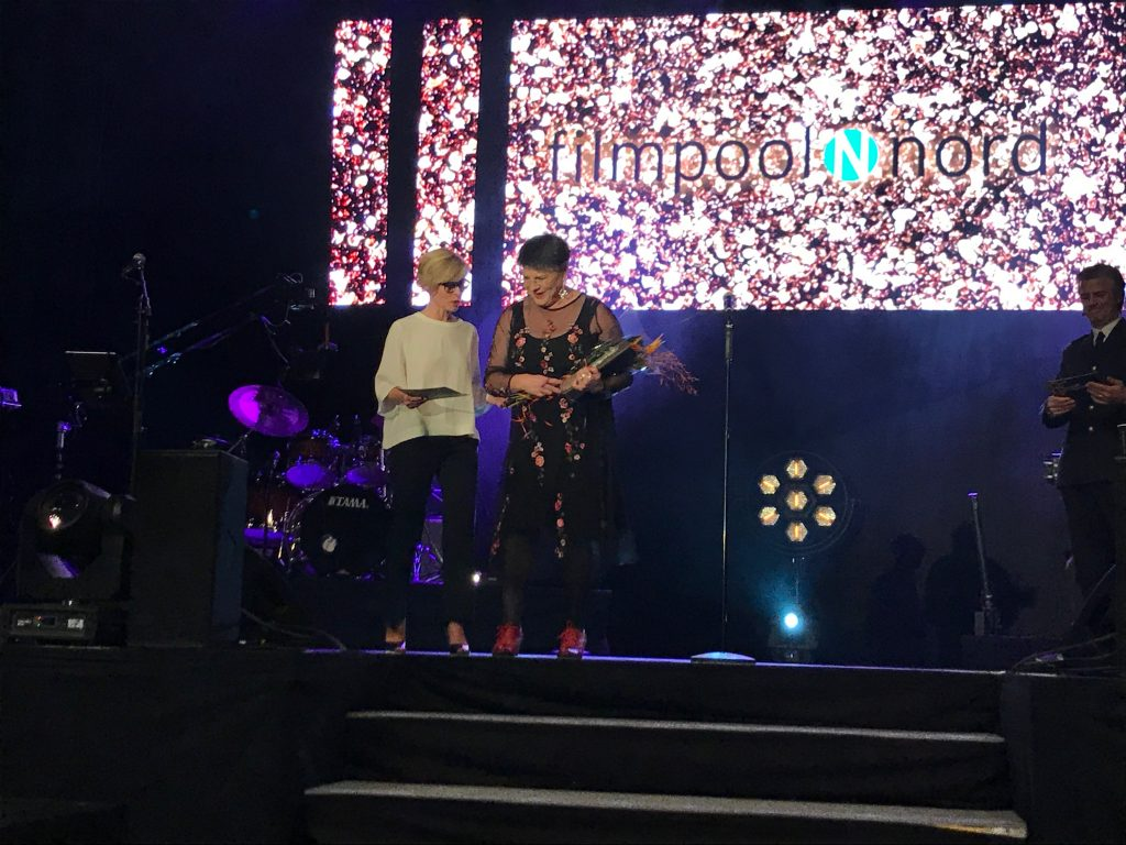 Filmpool Nord årets varumärke på Luleå Business Awards