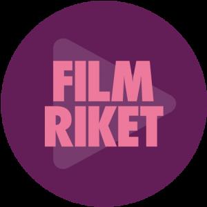 Filmriket logo lila RGB