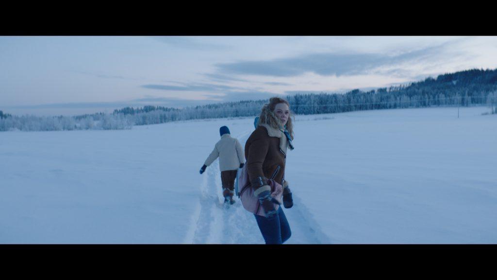 Efter succén med Sameblod, nu filmar Amanda Kernell i Norrbotten!