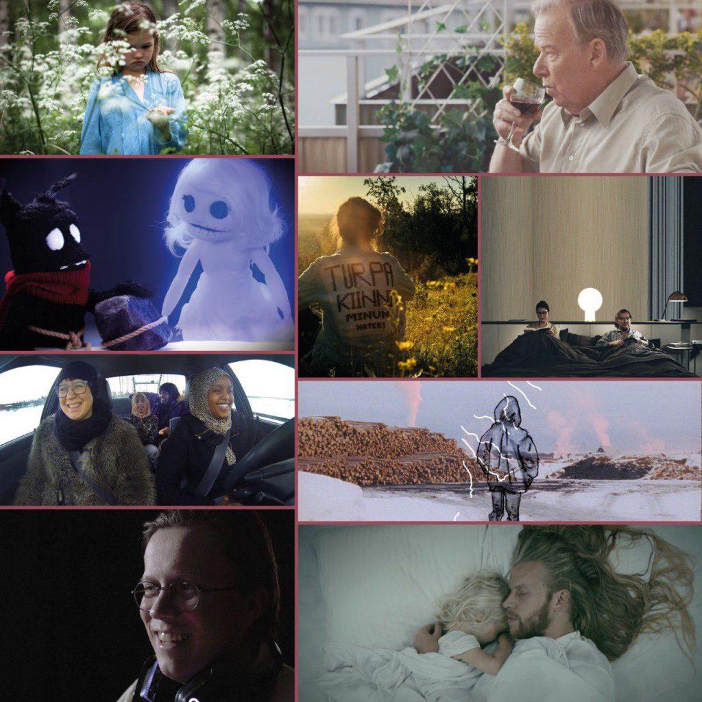 Nio x Filmpool Nord på Film Fest Sundsvall 2019