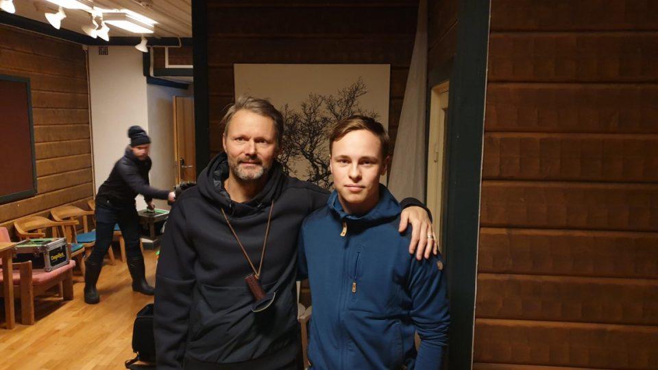 Ludvig Jakobssons väg till filmbranschen gick i rekordfart