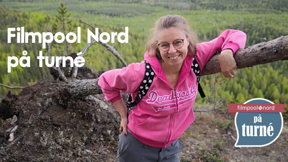 Filmpool Nord på turné: Från Pride i Luleå till Kebnekaise