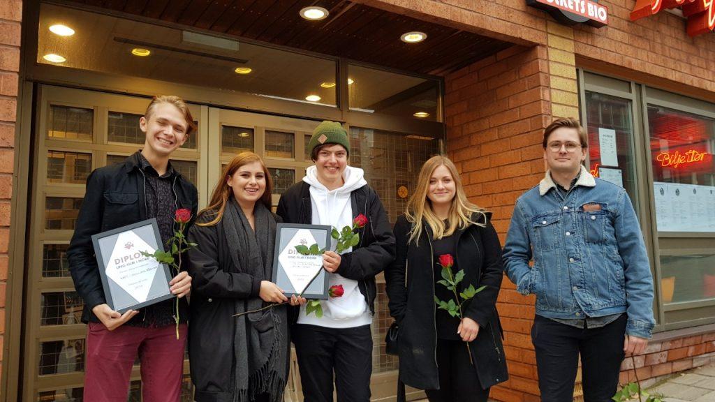 Tävlingen Ung film i Norr är avgjord
