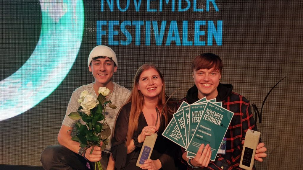 Norrbottens bidrag tog hem fem priser under Novemberfestivalen