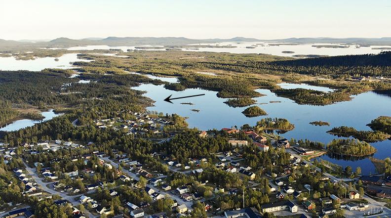 Den ikoniska deckaren Händelser vid vatten blir tv-serie som spelas in i Norrbotten
