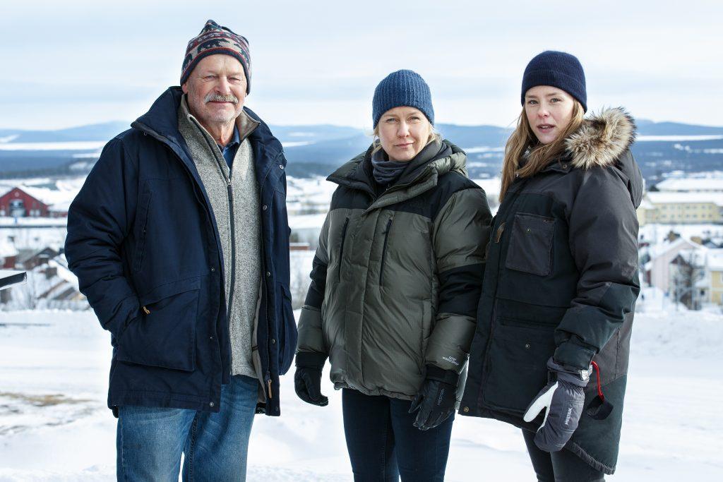 Då får Rebecka Martinsson premiär på C More & TV4