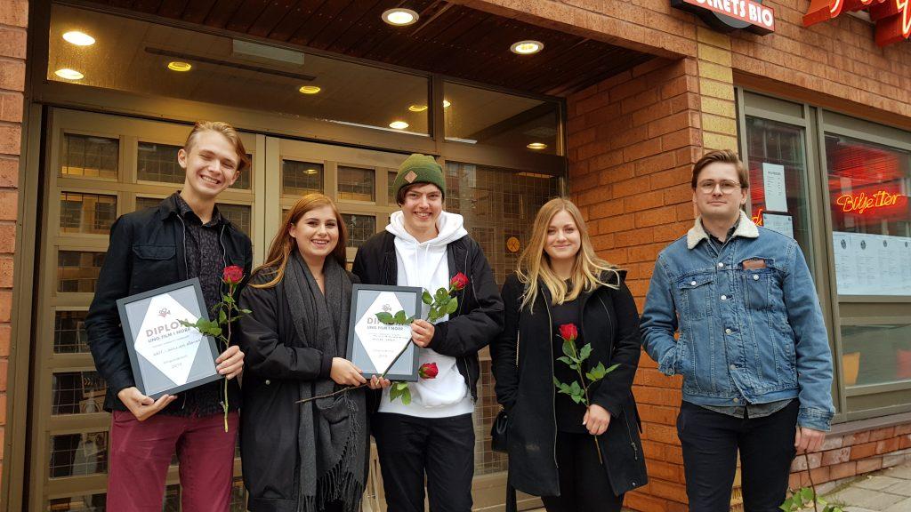 Anmäl din film till Ung Film i Norr