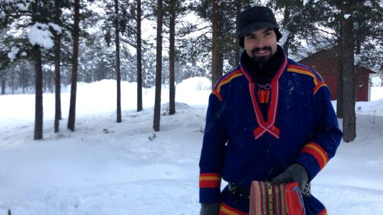 Sápmi från norr till söder